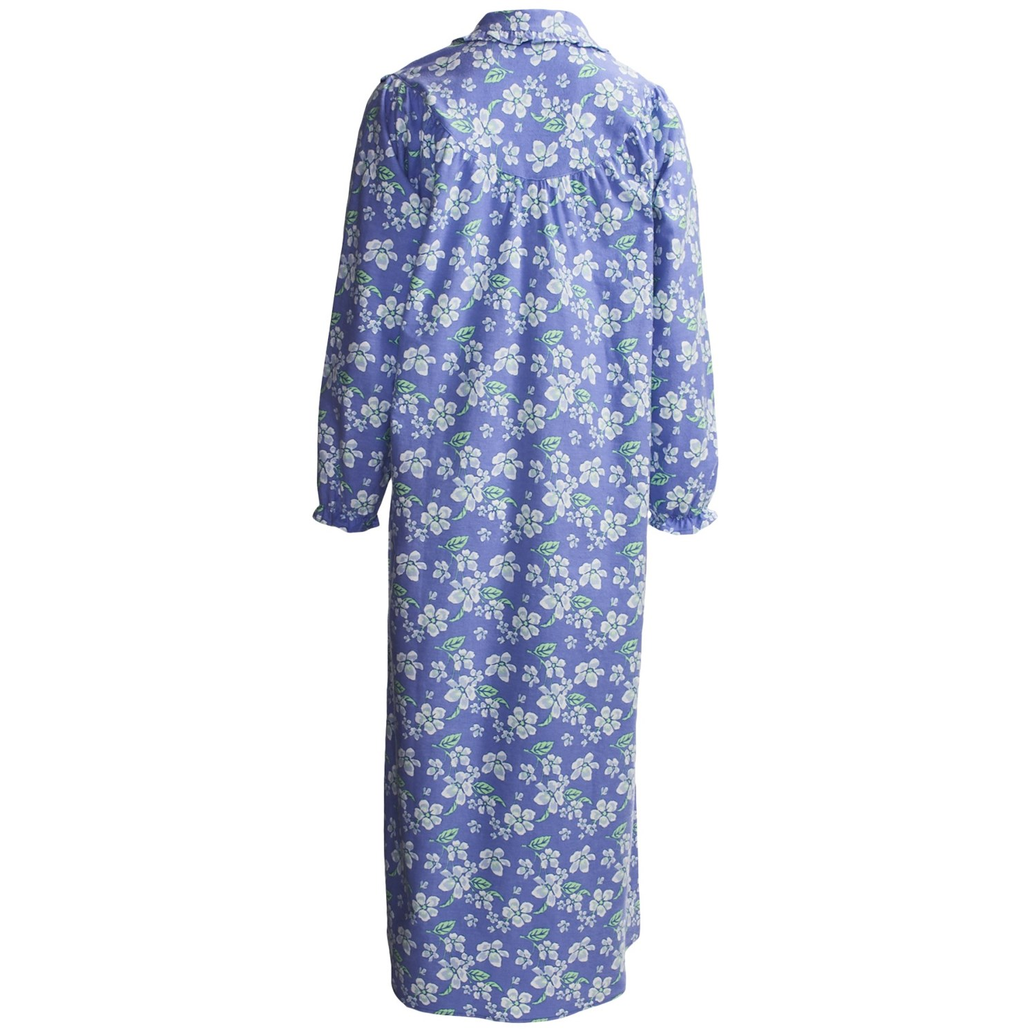 KayAnna Cotton Flannel Nightgown (For Women)