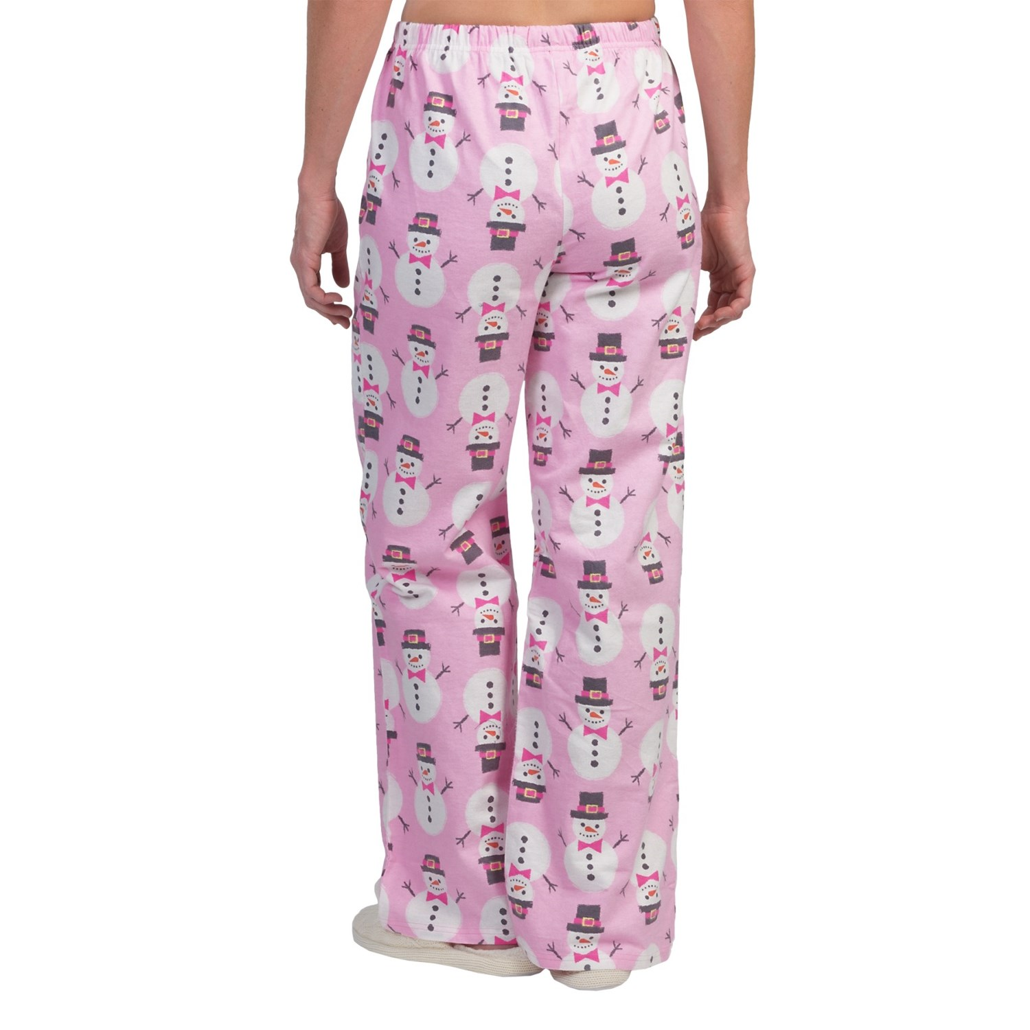 66afbbe14d KayAnna Printed Flannel Pajama Bottoms (For Women) - Save 56%