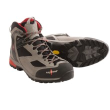 Kayland Fast Hike Gore-Tex® Hiking Boots - Waterproof (For Men) in Piombo Red - Closeouts