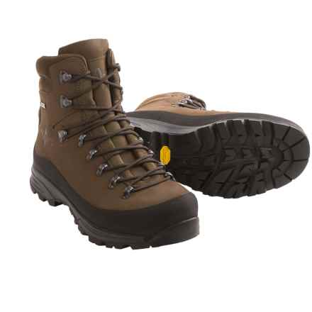 Kayland Globo Gore-Tex® Hiking Boots - Waterproof, Leather (For Men) in Brown - Closeouts
