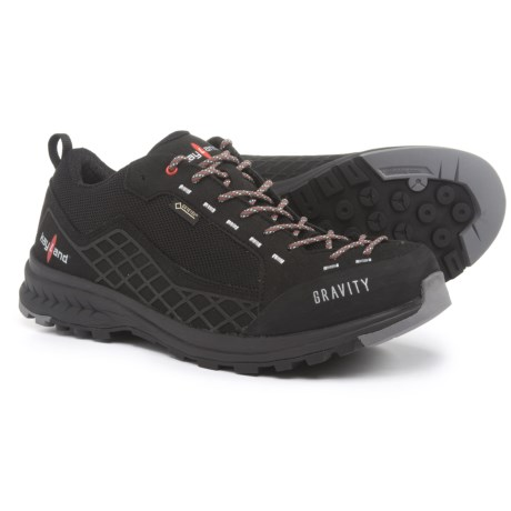 16ede642889 Kayland Gravity Gore-Tex® Hiking Shoes - Waterproof (For Men) in Black