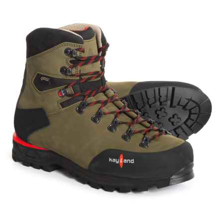 Kayland Maniva Gore-Tex® Hiking Boots - Waterproof (For Men) in Olive - Closeouts