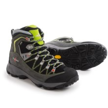 Kayland Plume Gore-Tex® Hiking Boots - Waterproof (For Men) in Grey Lime - Closeouts