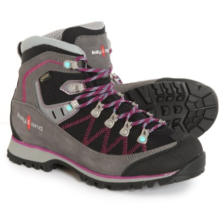 meet 21a81 55377 Kayland Plume Micro Gore-Tex® Hiking Boots - Waterproof (For Women) in