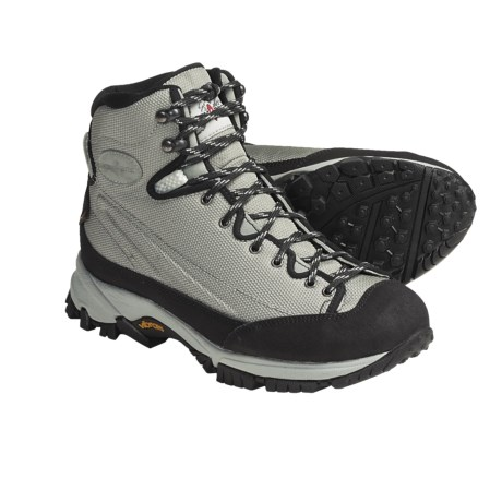 Kayland Vertigo Light eVent® Hiking Boots - Waterproof (For Women) in Grey/Ice