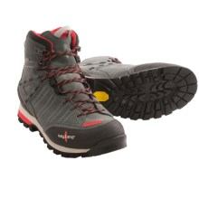 Kayland Wandern Gore-Tex® Micro Hiking Boots - Waterproof (For Men) in Shark/Red - Closeouts