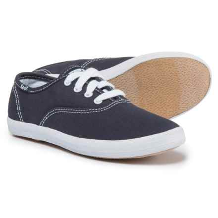 Keds Champion CVO Sneakers (For Girls) in Navy/White - Closeouts
