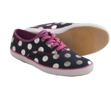 Keds Champion CVO Sneakers (For Youth) in Navy Oversized Dot - Closeouts