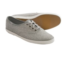 Keds Champion Seltzer Dot Sneakers (For Women) in Grey - Closeouts