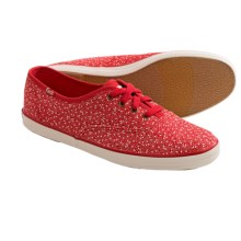 Keds Champion Seltzer Dot Sneakers (For Women) in Red - Closeouts