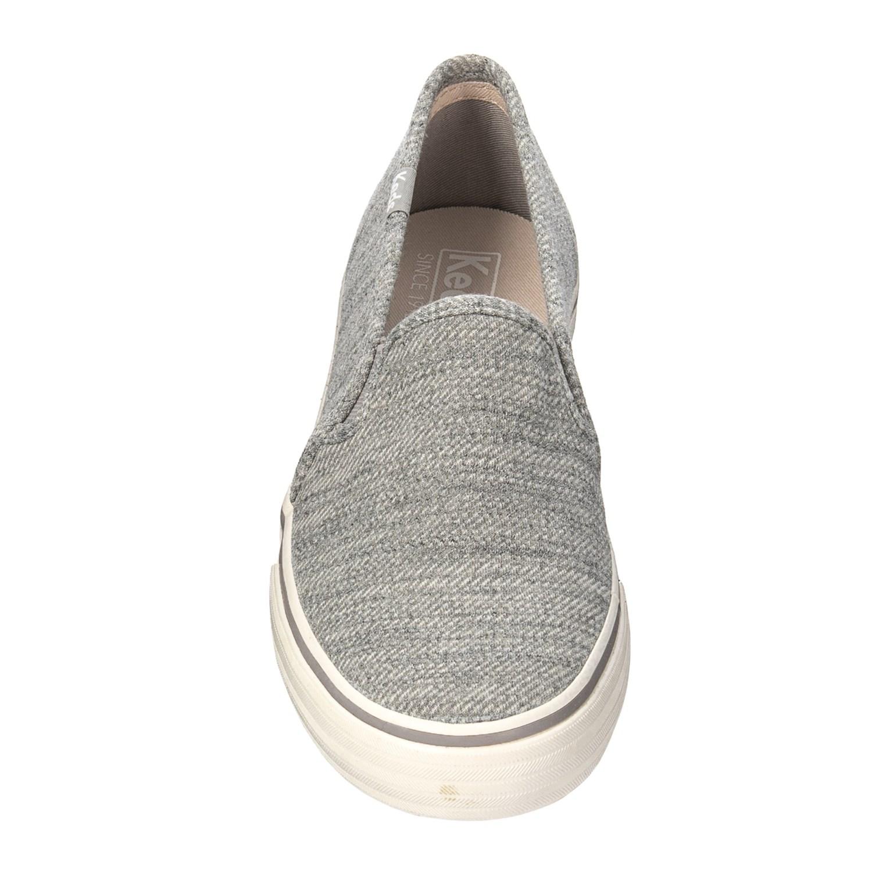 f835b9e7ec95 Keds Double Decker Twill Stripe Jersey Sneakers (For Women) - Save 40%