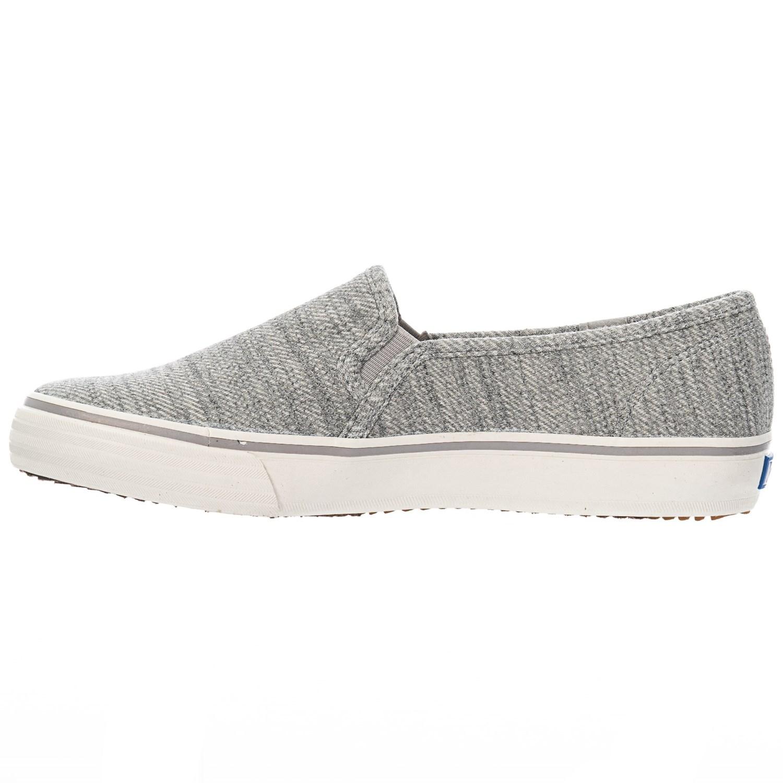 3208c511264 Keds Double Decker Twill Stripe Jersey Sneakers (For Women) - Save 40%