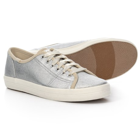 6b5022cb892 Keds Kickstart Matte Brushed Metallic Sneakers (For Women) - Save 46%