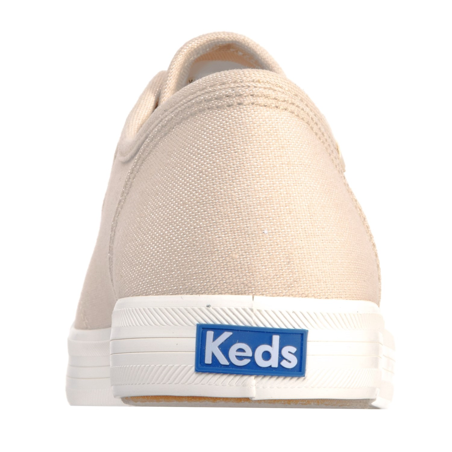 a2ceb0b25d6 Keds Kickstart Shimmer Chambray Sneakers (For Women) - Save 45%