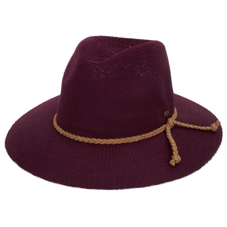Keds Knit Fedora (For Women) in Red Mahogany