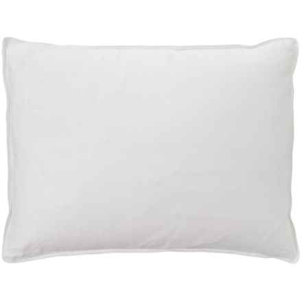 Keeco Duck Down 18 oz. Pillow - Standard in White - Closeouts