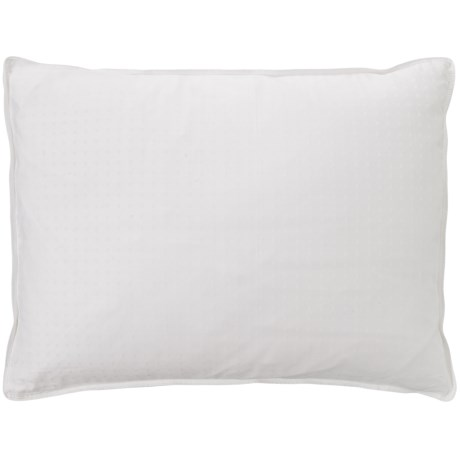 Keeco Duck Down 18 oz. Pillow - Standard in White