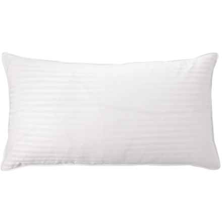 Keeco Duck Down 25 oz. Pillow - King in White - Closeouts