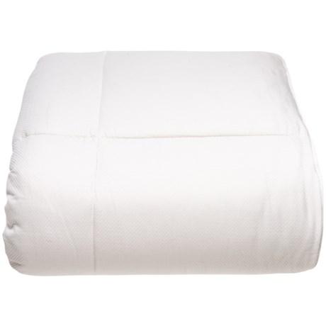 Keeco Hotel Down Alternative Comforter - King, 300 TC in White