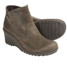 Keen Akita Ankle Boots - Leather (For Women) in Slate Black - Closeouts