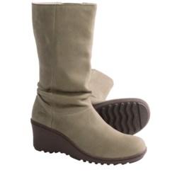Keen Akita Mid Boots - Nubuck (For Women) in Folk