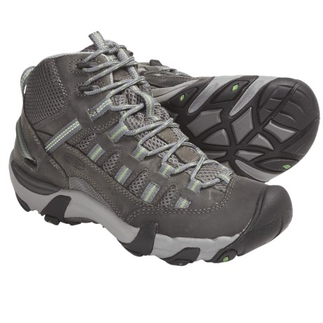 Keen Alamosa Mid Hiking Boots - Leather (For Women)