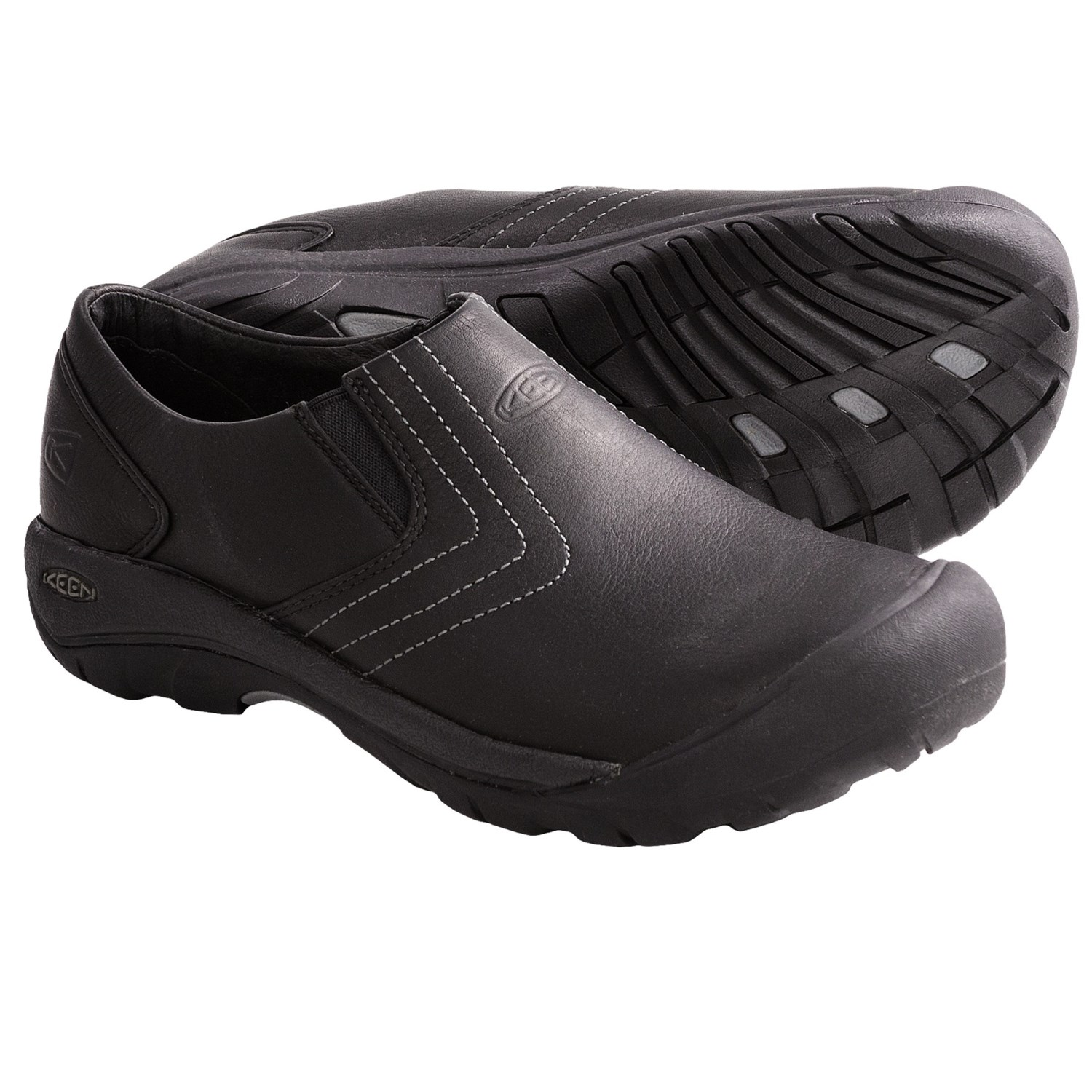 Keen Alki Slip On Shoes Leather For Men Save 70