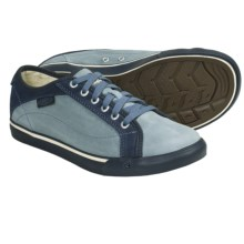 Keen Arcata Shoes - Leather Lace-Ups (For Women) in Bluestone/Midnight Navy - Closeouts