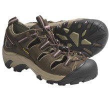 Keen Arroyo II Sports Sandals (For Women) in Chocolate Brown/Woodrose - Closeouts
