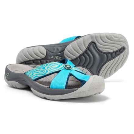 52e8275440 Keen Bali Sandals (For Women) in Norse Blue/Blue Opal - Closeouts