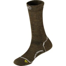 Keen Bellingham Socks - Merino Wool, Midweight, Crew (For Women) in Loden/Natural - Closeouts