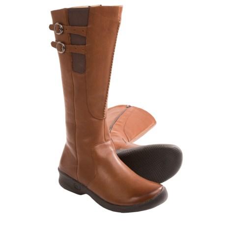 Keen Bern Baby Bern Boots - Leather (For Women) in Oak