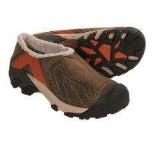 Keen Betty Winter Shoes - Waterproof, Insulated (For Women) in Dark Earth/Rust - Closeouts