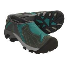 Keen Betty Winter Shoes - Waterproof, Insulated (For Women) in Dark Shadow/Bayou - Closeouts