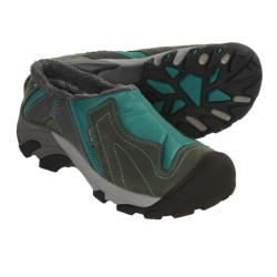 Keen Betty Winter Shoes - Waterproof, Insulated (For Women) in Dark Earth/Rust