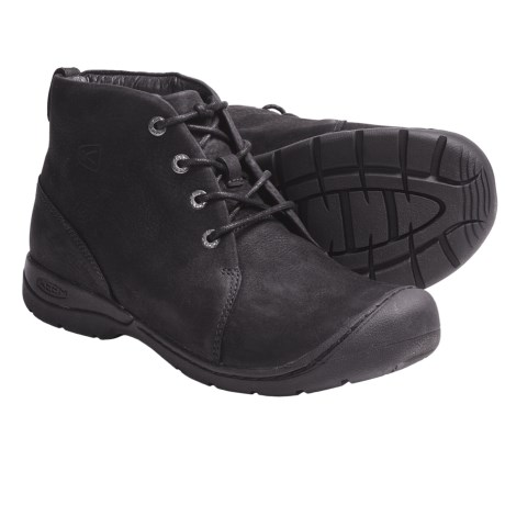 Keen Bidwell Boots - Leather (For Men) in Black