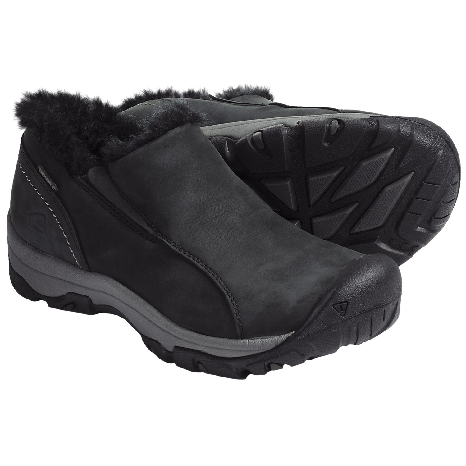 Winter Slip-On Waterproof Shoes for Women