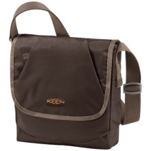 Keen Brooklyn II Travel Bag (For Women) in Chocolate Brown - Closeouts