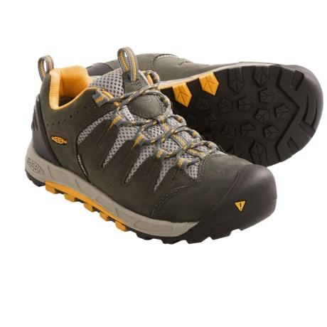 Keens Womens Waterproof Hiking Shoes