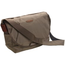 Keen Caitlin Computer Messenger Bag - Recycled Materials For Women) in Shitake/Dark Earth/Rust - Closeouts