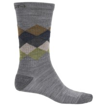 Keen Camden Lite Crew Socks - Merino Wool (For Men) in Grey - 2nds