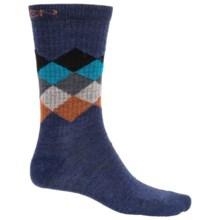 Keen Camden Lite Crew Socks - Merino Wool (For Men) in Indigo - 2nds