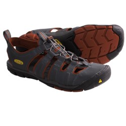 Keen Cascade CNX Sport Sandals (For Women) in Gargoyle/Woodbine