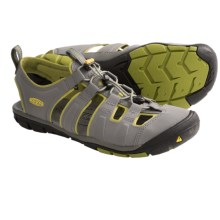 Keen Cascade CNX Sport Sandals (For Women) in Gargoyle/Woodbine - Closeouts