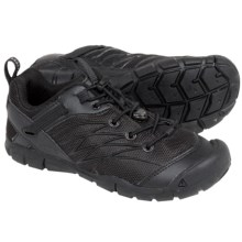 Keen Chandler CNX Shoes (For Toddlers) in Black/Black - Closeouts