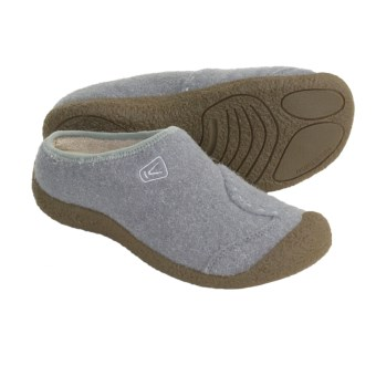 Keen Cheyenne Wool Clog Shoes - Slip-Ons (For Women) in Monument