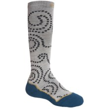 Keen Claire Knee-High Socks - Merino Wool (For Youth Girls) in Moroccan Blue - Closeouts