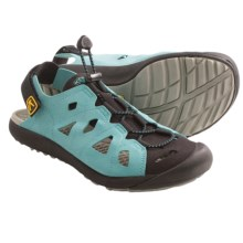 Keen Class 5 Water Sandals (For Women) in Baltic/Neutral Grey - Closeouts
