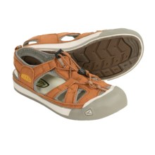 Keen Coronado Canvas Sandals (For Women) in Rust - Closeouts