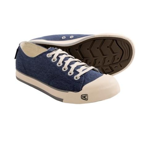 Keen Coronado Canvas Shoes (For Men) in Ensign Blue